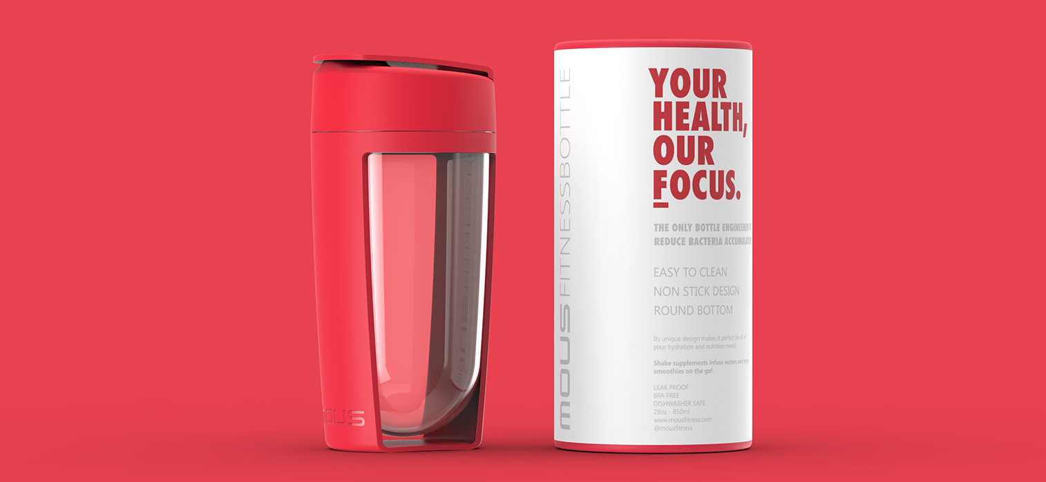 MOUS FITNESS BOTTLE